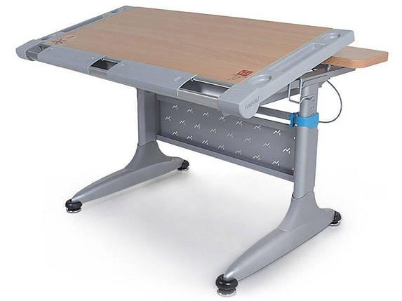Детская парта растишка стол трансформер Mealux Tokyo TH-338 beech, фото 2