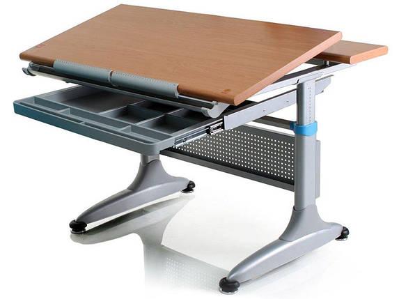Детская парта растишка стол трансформер Mealux Miki 2 TH-349 beech, фото 2