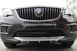 Передняя и задняя накладки (2 шт) - Buick Envision 2014+