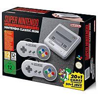 Super Nintendo Entertainment System Mini (SNES Mini) + 21 игра