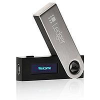 Ledger Nano S - аппаратный кошелек для хранения криптовалют, фото 1