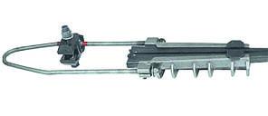 Натяжной анкерный зажим с системой выноса потенциала PA28120Р 95-120