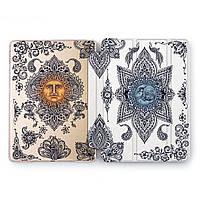 Чехол книжка, обложка для Apple iPad (Солнце и месяц) mini 1/2/3 7.9 A1432/A1454/A1455/A1489/A1490/A1491/A1599/A1600 айпад мини case smart cover