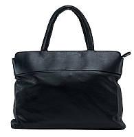 Сумка Tiding Bag 9813A 37х28х4 см Черная (XDWncU)