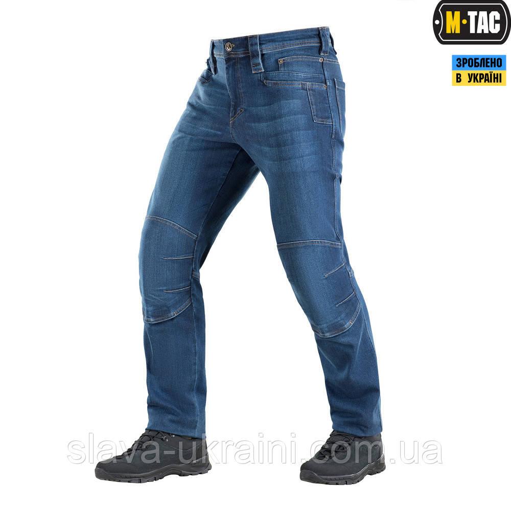 Джинси M-Tac Gunslinger Dark Denim Slim Fit