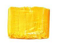 Шапочка-одуванчик желтая, 100 шт