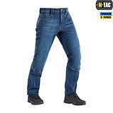 Джинси M-Tac Gunslinger Dark Denim Slim Fit, фото 3