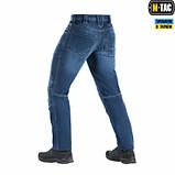 Джинси M-Tac Gunslinger Dark Denim Slim Fit, фото 4