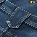 Джинси M-Tac Gunslinger Dark Denim Slim Fit, фото 7