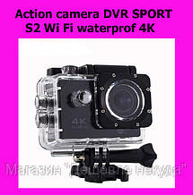 Action camera DVR SPORT S2 Wi Fi waterprof 4K
