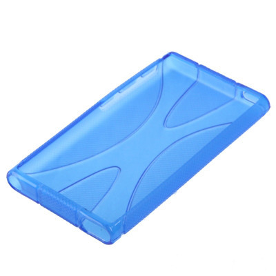 Чохол бампер Primo TPU для Apple iPod Nano 7 (A1446) - Blue