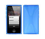 Чохол бампер Primo TPU для Apple iPod Nano 7 (A1446) - Blue, фото 2