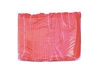 Шапочка-одуванчик красная, 100 шт
