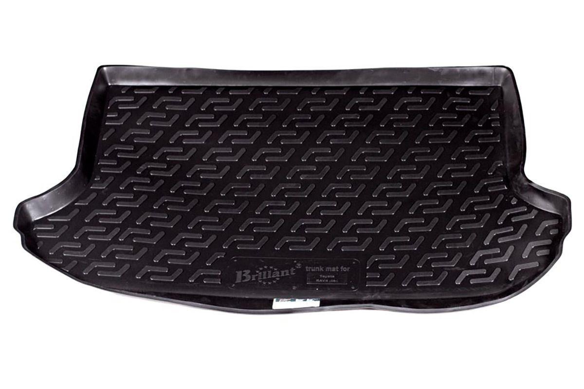 Коврик в багажник Toyota RAV4 5 дв. (08-12) Тойота