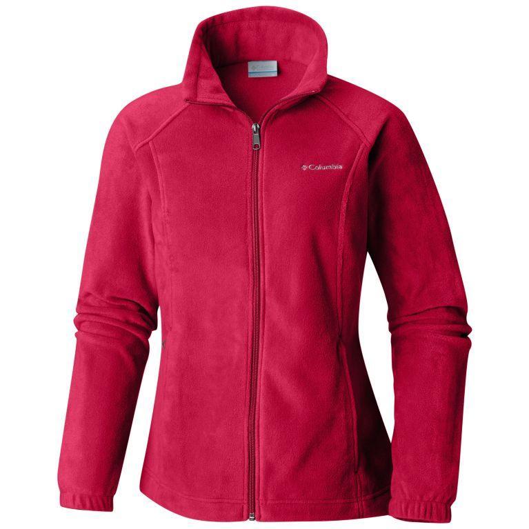 Флисовая куртка женская Columbia Benton Springs размер S (US) Синий