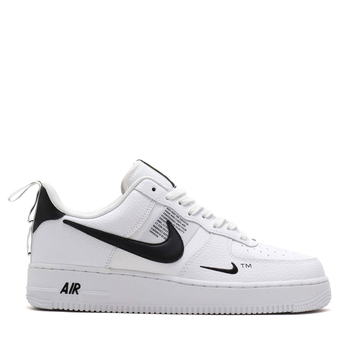 "Кроссовки Nike Air Force 1 LV8 Utility Off-White ""White"" (Белые)"