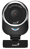 Комп.камера GENIUS QCam 6000 Full HD Black, фото 1