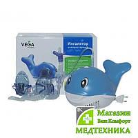Компрессорный ингалятор Vega Samy Китенок/Дельфин CN 02 WX