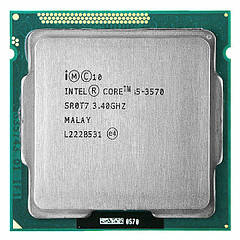 Процесор Intel Core i5-3570 3.40 GHz, s1155, tray