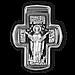 Распятие Христово. Преподобный Сергий Радонежский. Православный крест., фото 2