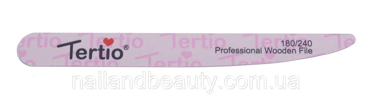 Пилка для ногтей нож 100/180 Tertio
