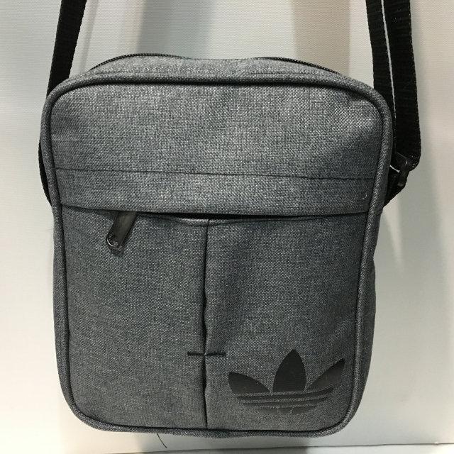 Сумка Текстиль мужская через плечо Барсетка Adidas. В ассортименте.