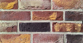Плитка під цеглу ручного формування штучна Loft-Brick