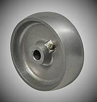 Колесо из алюминия 100х35 мм термостойкое