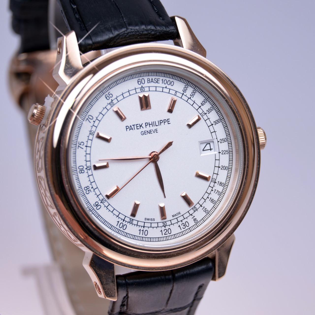 Мужские часы Patek Philippe Sky Moon кварц