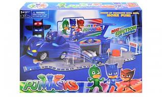 Ігровий набір Паркінг гараж PJ Masks