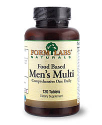FLN Food Based Men's Multi 120 tab