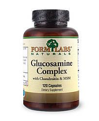 FLN Glucosamine&Chondroitin&MSM 120 caps