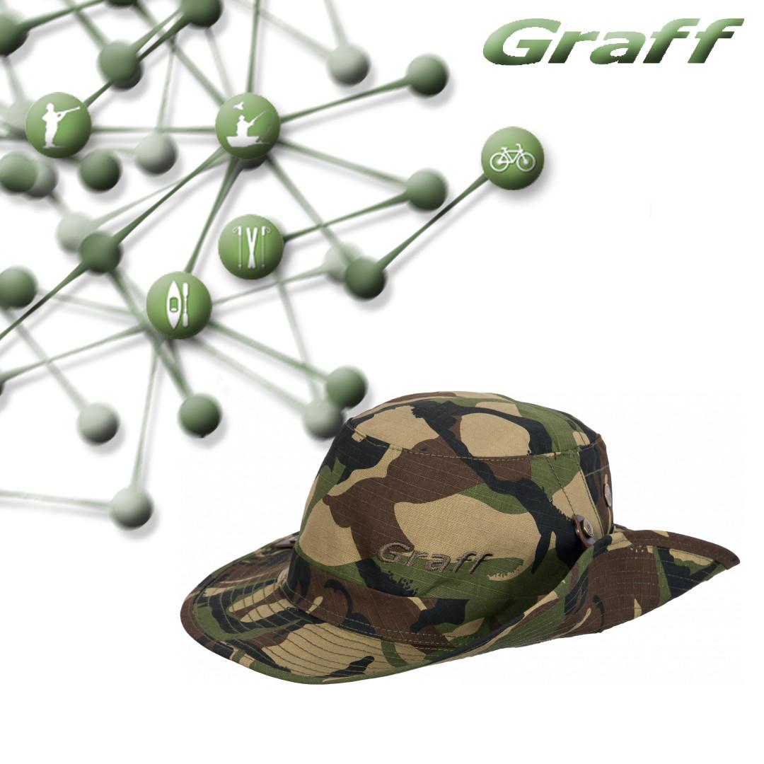 Австралийская шляпа с москитной сеткой Graff 105-C-M