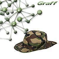 Австралийская шляпа с москитной сеткой Graff 105-C-M, фото 1