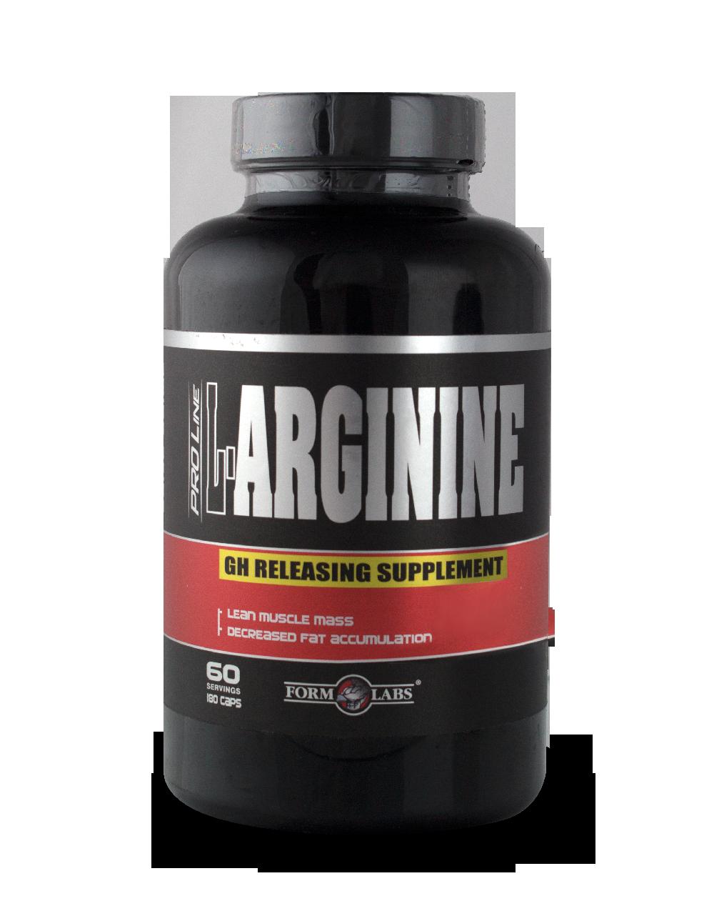 FL L-Arginin 180 cap