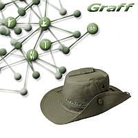 Австралийская шляпа с москитной сеткой Graff 105-OL-M, фото 1