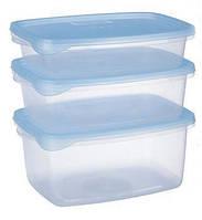 Набір контейнерів судочків для продуктів 3 в 1 700мл/1,0 л/1,5 л PT-82637