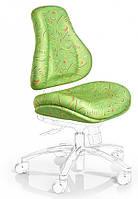 Чехлы для кресел Mealux Palermo Y-128 ткань зеленая с рисунком, для кресла Y-128