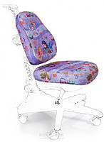 Чехлы для кресел Mealux Conan Y-317 ткань сиреневая с девочками, для кресла Y-317