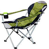Кресло — шезлонг складное Ranger FC 750-052 Green (Арт. RA 2221)