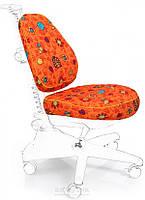 Чехлы для кресел Mealux Conan Y-317 ткань оранжевая с жучками, для кресла Y-317