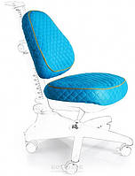 Чехлы для кресел Mealux Conan Y-317 ткань голубая однотонная, для кресла Y-317
