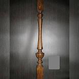 Балясина деревянная  с канонюрами L-1701, фото 2