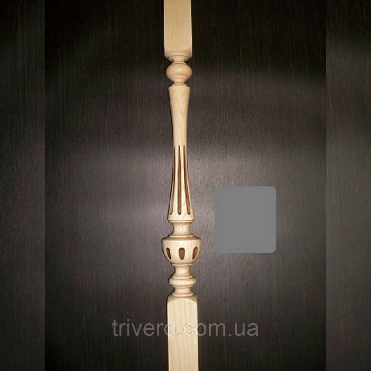 Балясина деревянная  с канонюрами L-1701