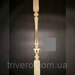 Балясина деревянная  с канонюрами L-01