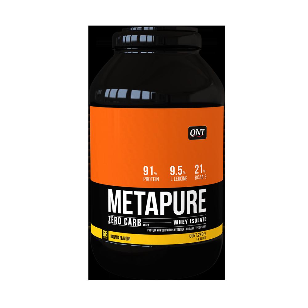 QNT_Metapure ZC Isolate 2 кг - Banana