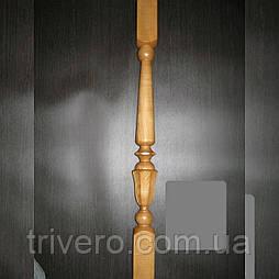 Балясина с канонюрами деревянная L-07