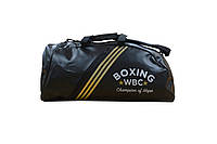 Сумка-рюкзак Adidas WBC Boxing 62х31х31 см (ADIACC051WB), фото 1