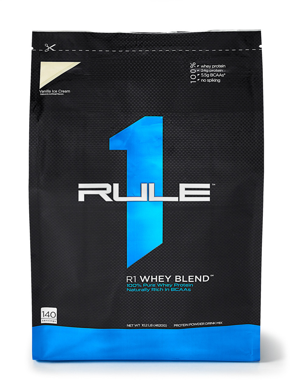 R1_Whey Blend 4,6 кг - Vanilla Ice Cream