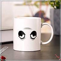 Чашка хамелеон Просыпайся!